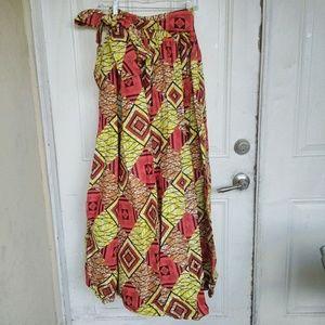 Dresses & Skirts - African skirt